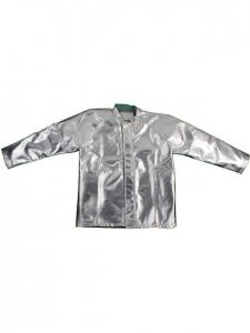 211CH212-chaqueta-aluminizada-mixta-cuero-forro-antiflama-doble-cierre-