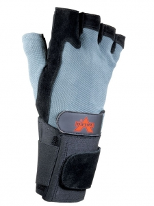 6V430WSGLAY-split-leather-fingerless-anti-vibe-glove-with-wrist-strap-