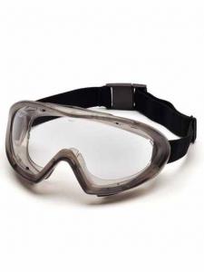gg504t-Capstone-gray-frameclear-anti-fog-lens-